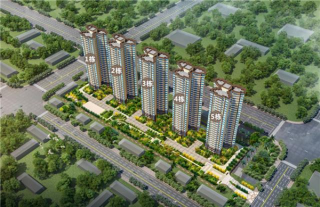 惠州金昌富竹苑三期1栋和5栋获批预售 备案均价8778元/平米