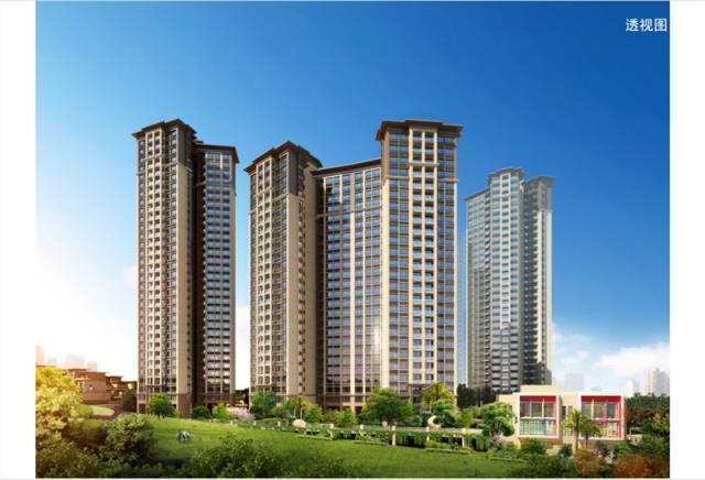 惠州龙光玖悦城3栋获批预售 建筑面积88~110平米均价9840元/平米