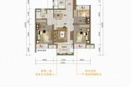 万科·中天·宏远魅力之城86㎡三房两厅一卫