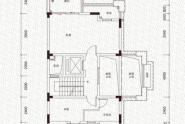 惠州牧云溪谷251平别墅, 联排别墅, 建筑面积约251.00平米