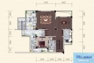 惠州中海汤泉37/38/39/53/54/55#A3户型
