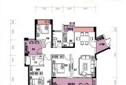 惠州润田双璧湾润城双璧湾 3+1房2厅2卫 124.79㎡