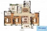 惠州蓝山颐景园5栋B户型
