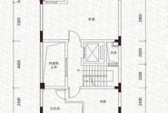 惠州牧云溪谷239平别墅, 联排别墅, 建筑面积约239.00平米