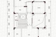 惠州牧云溪谷358平别墅, 联排别墅, 建筑面积约358.00平米